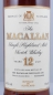 Mobile Preview: Macallan 12 Years Sherry Wood Highland Single Malt Scotch Whisky 43.0%