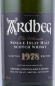 Preview: Ardbeg 1978 1st Release Limited Edition Bottled 1997 The Ultimate Single Islay Malt Scotch Whisky 43,0%