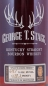 Preview: George T. Stagg 1997 Fall of 2013 Kentucky Straight Bourbon Whiskey 64.1% from the Buffalo Trace Antique Collection