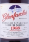 Preview: Glenfarclas 1989 26 Years Christmas Edition Oloroso Sherry Cask Highland Single Malt Scotch Whisky 46,0%