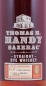 Preview: Thomas H. Handy Sazerac 2002 Fall of 2009 Straight Rye Whiskey 64.5% from the Buffalo Trace Antique Collection