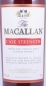 Preview: Macallan Cask Strength Highland Single Malt Scotch Whisky Remy Cointreau USA 59,0%