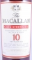Preview: Macallan 10 Years Cask Strength Sherry Oak Highland Single Malt Scotch Whisky 58,4%