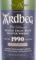 Preview: Ardbeg 1990 13 Years Islay Single Malt Scotch Whisky Special Release No Back Label Cask Strength 55,0%
