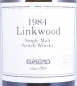 Preview: Linkwood 1984 16 Years Cask 3026 Samaroli Very Limited Editions Speyside Single Malt Scotch Whisky 46,0%