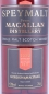 Preview: Macallan Speymalt 1970 41 Years 1st Fill Sherry Cask Highland Single Malt Scotch Whisky 43.0%