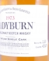 Preview: Ladyburn 1973 27 Years Vintage Single Cask No. 4510 Lowlands Single Malt Scotch Whisky Cask Strength 50.4%