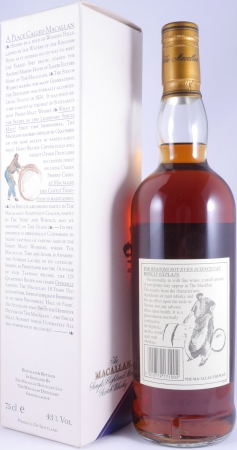 Macallan 1978 18 Years Sherry Wood Highland Single Malt Scotch Whisky 43,0%