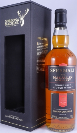 Macallan Speymalt 1982 32 Years First Fill Bourbon Cask Highland Single Malt Scotch Whisky 43,0%