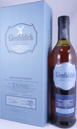 Glenfiddich 1993 17 Years Cask 29670 Foundation Reserve Benevolent Charity Speyside Single Malt Scotch Whisky 50.8%