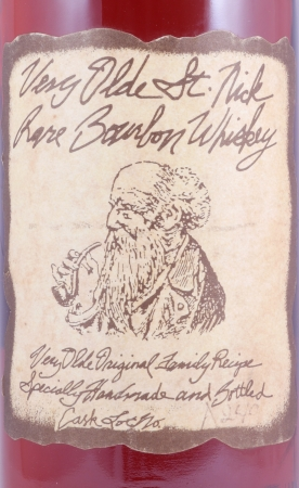 Very Olde St. Nick 18 Years Rare Antique Cask Lot A240 115.3 Proof Handmade Kentucky Straight Bourbon Whiskey 57,65%