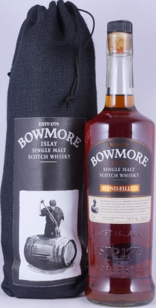 Bowmore 2004 10 Years 1st Fill Oloroso Sherry Butt Cask 1487 Hand-Filled Edition Islay Single Malt Scotch Whisky 57.5%