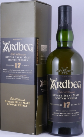 Ardbeg 17 Years Release 2002 Islay Single Malt Scotch Whisky 40.0%