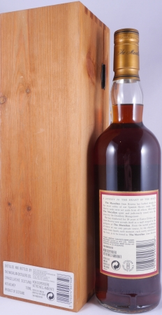 Macallan Gran Reserva 1980 18 Years Sherry Wood Highland Single Malt Scotch Whisky Wooden Box 40,0%