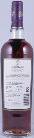 Macallan Gran Reserva 12 Years Highland Single Malt Scotch Whisky 45.6%