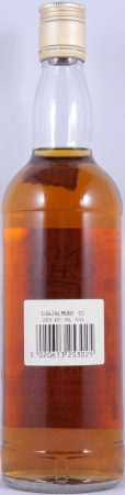 Convalmore 1960 36 Years Connoisseurs Choice Single Speyside Malt Scotch Whisky Gordon and MacPhail 40.0%
