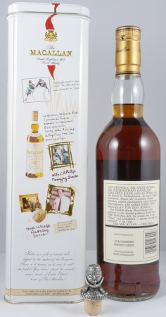 Macallan 12 Years Sherry Wood Highland Single Malt Scotch Whisky 43.0%