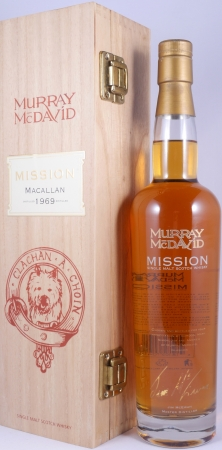 Macallan 1969 36 Years Marsanne-Roussane Casks Highland Single Malt Scotch Whisky 41.0%
