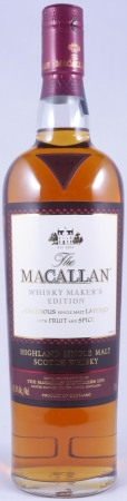 Macallan Makers Edition The 1824 Collection Highland Single Malt Scotch Whisky 42.8%