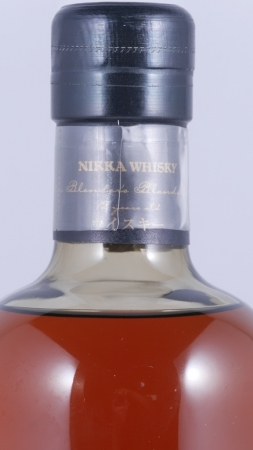 Nikka 12 Years Master Blenders Japan Blended Whisky limited 70th Anniversary Edition Cask Strength 58,0%