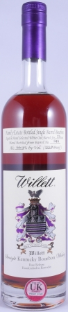 Willett 22 Years Family Estate Single Barrel No. B49 Rare Release Kentucky Straight Bourbon Whiskey 66,9%