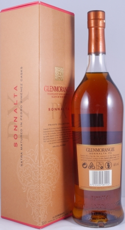 Glenmorangie Sonnalta PX Limited Private Edition Highland Single Malt Scotch Whisky 46,0%
