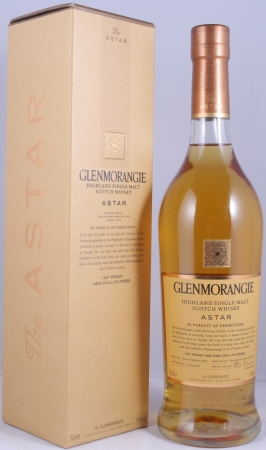 Glenmorangie Astar 1st Release Limited Edition Highland Single Malt Scotch Whisky Cask Strength 57.1%