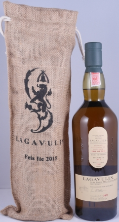 Lagavulin Feis Ile 2015 limited Edition 24 Years Islay Single Malt Scotch Whisky Cask Strength 59,9%