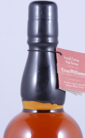 Evan Williams 2003 10 Years Single Barrel 501 Kentucky Straight Bourbon Whiskey 43.3%