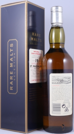 St. Magdalene 1979 19 Years Lowland Single Malt Scotch Whisky Diageo Rare Malts Selection 63.8%