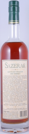 Sazerac 18 Years 1997 Fall of 2015 Kentucky Straight Rye Whiskey 45,0% aus der Buffalo Trace Antique Collection