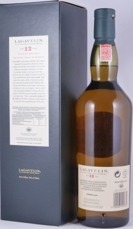 Lagavulin 12 Years 9th Special Release Limited Edition 2009 Islay Single Malt Scotch Whisky Cask Strength 57,9%