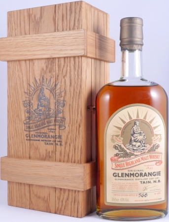 Glenmorangie 1974 25 Years Highland Single Malt Scotch Whisky Commemorative Millennium Bottling 43,0%