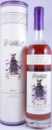 Willett 11 Years Family Estate Single Barrel No. 1640 Rare Release Kentucky Straight Bourbon Whiskey 61.1%