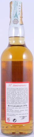 Bunnahabhain 1976 34 Years The Bird Cask 2141 Moon Import 30th Anniversary Islay Single Malt Scotch Whisky 46,0%