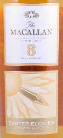 Macallan 1998 8 Years Easter Elchies Seasonal Selection Single Cask Highland Single Malt Scotch Whisky 45.2%