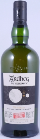 Ardbeg Supernova SN2015 Committee Release Islay Single Malt Scotch Whisky 54.3%