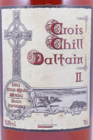 Crois Chill Daltain II Sherry Cask Islay Single Malt Scotch Whisky RWC Private Club Bottling No. 11 50.8% ABV