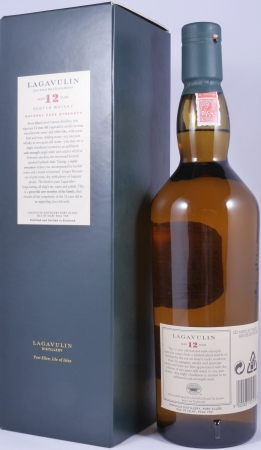 Lagavulin 1994 12 Years 6th Special Release 2006 Limited Edition Islay Single Malt Scotch Whisky Cask Strength 57,5%