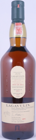 Lagavulin 1998 Feis Ile 2012 14 Years Refill Sherry Butt Islay Single Malt Scotch Whisky Cask Strength 54.7%