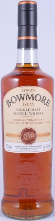 Bowmore Feis Ile 2016 American Virgin Oak and First Fill Oloroso Sherry Butt Islay Single Malt Scotch Whisky 54.9%