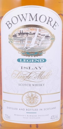 Bowmore Legend of the Laird and the Angel Limited Edition 7. Release Islay Single Malt Scotch Whisky 40,0%