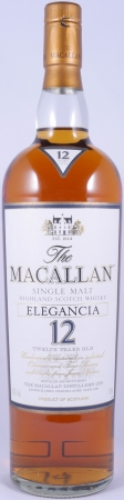 Macallan 12 Years Elegancia Sherry Cask Highland Single Malt Scotch Whisky 40.0%