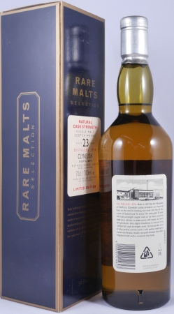 Clynelish 1974 23 Years Highland Single Malt Scotch Whisky Diageo Rare Malts Selection 59,1%