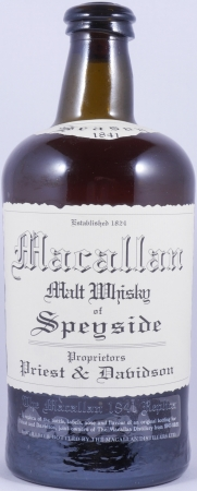 Macallan 1841 Replica Highland Single Malt Scotch Whisky 3rd Edition 41,7%