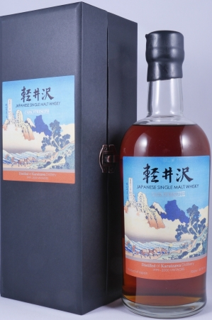 Karuizawa Cask Strength 1999/2000 Fugaku Sanjurokkei 6. Edition Japan Single Malt Whisky 59,7%