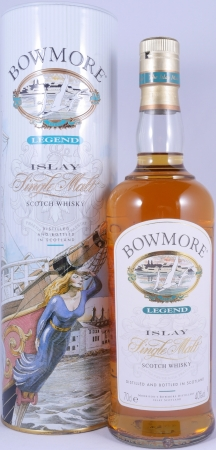 Bowmore Legend of the Heros Return Limited Edition 9. Release Islay Single Malt Scotch Whisky 40,0%