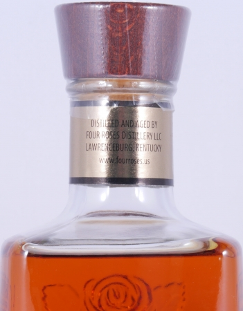 Four Roses 120th Anniversary Limited Edition 12 Years Single Barrel 7-1B Kentucky Straight Bourbon Whiskey 54.9%