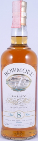 Bowmore Legend of the Sea Dragon Limited Edition 10th Release Islay Single Malt Scotch Whisky 40.0%