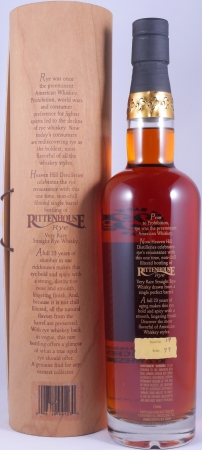 Rittenhouse 23 Years Single Barrel No. 14 Very Rare Straight Rye Whiskey 50.0%